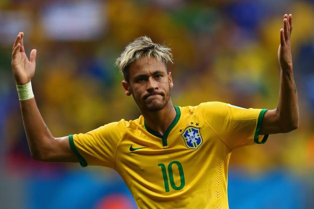 World Cup Daily Digest: Neymar Gets Some Support as Brazil Book Chile Test