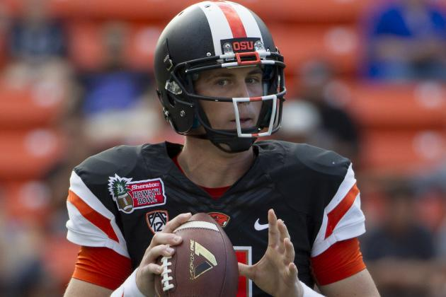 Beavers Quarterback Sean Mannion to Be Counselor at Elite 11 Camp