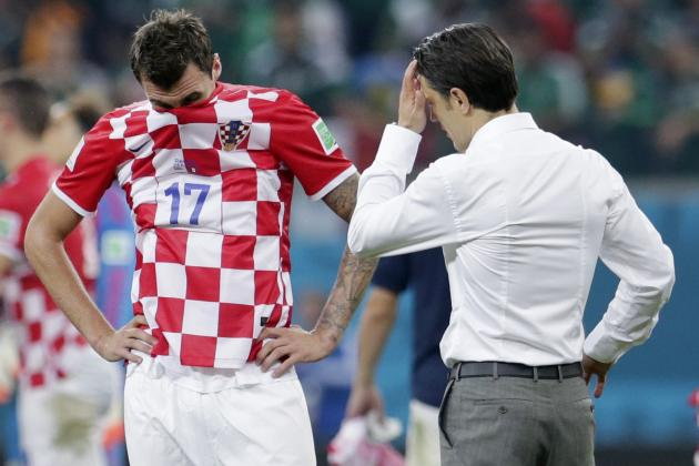 Croatia's World Cup Exit the Result of Team's Limitations, Unrealistic Hopes
