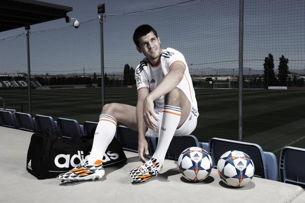 Alvaro Morata Should Leave Real Madrid This Summer