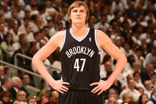 Andrei Kirilenko Opts to Remain with Nets: Latest Details, Reaction