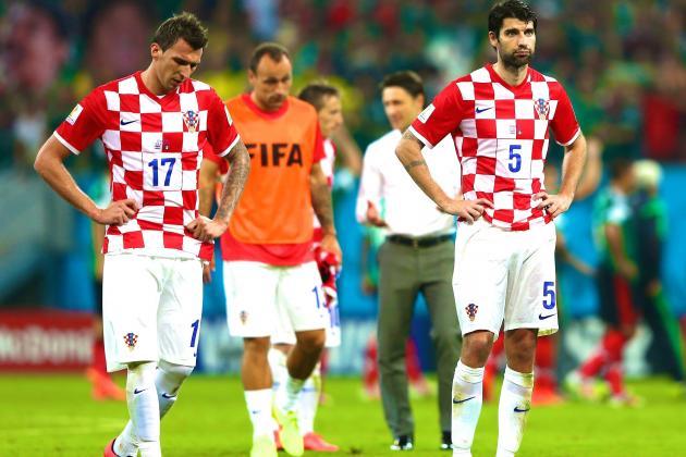 Croatia's World Cup Exit the Result of Team's Limitations, Unrealistic Hopes