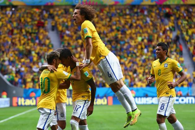Was Brazil's Performance Against Cameroon What They Needed to Get Going?