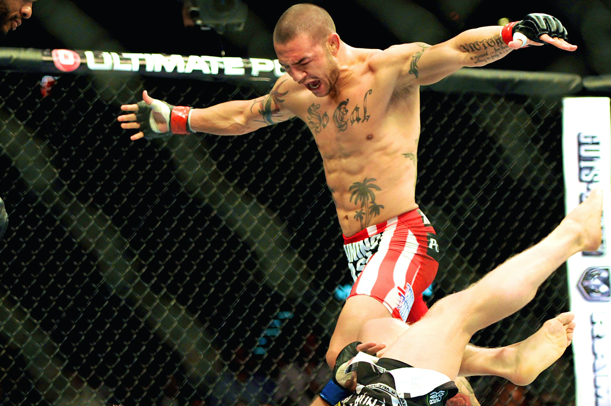 Fight Night 44: The Rise to Meet Potential Shaped Cub Swanson into a Contender