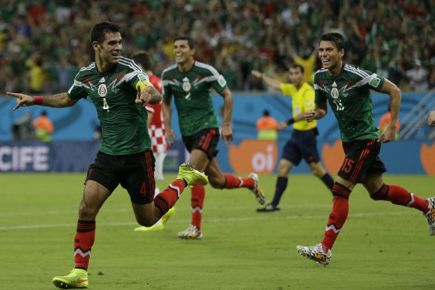 Croatia vs. Mexico: Breaking Down the Top Highlights from 2014 World Cup Match