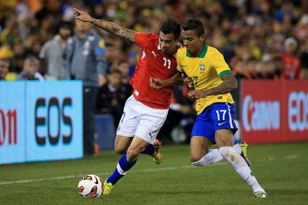 Brazil's Traditional Dominance over Chile Set for Its Biggest Test Yet