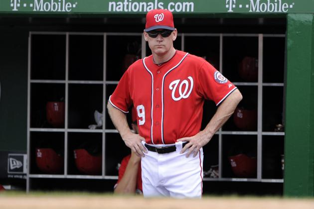 Matt Williams Ejected for First Time as Nationals Manager