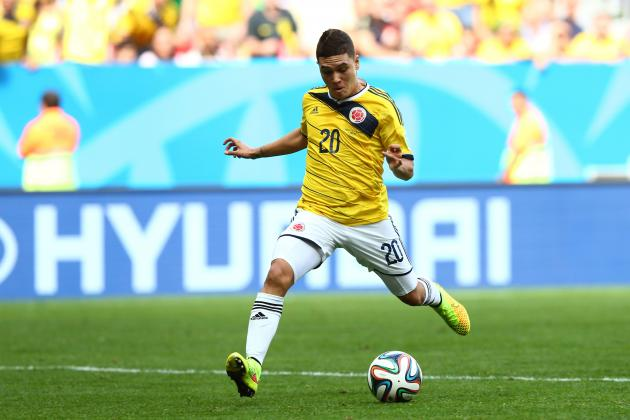 Japan vs. Colombia: Tactical Preview of World Cup Group C Match