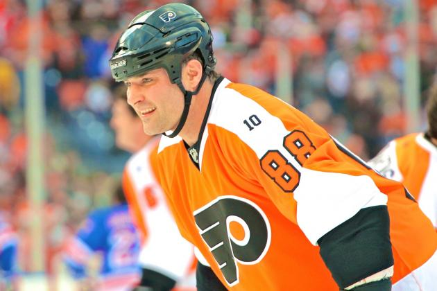 Dave Lozo's Bag Skate: What Does Eric Lindros Have to Do to Get into the HHOF?
