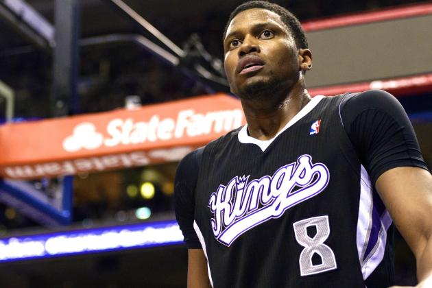 Rudy Gay's Future with Sacramento Kings About More Than Money
