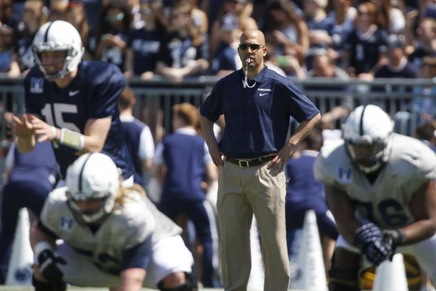 Penn State Football: Previewing James Franklin's 1st Season at the Helm