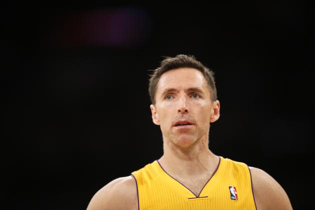 Lakers News: Latest Buzz Surrounding Steve Nash, Draft Plans and More