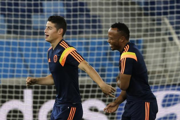 Forget Radamel Falcao, James Rodriguez Is Colombia's Brightest Star