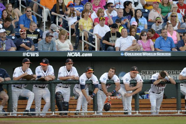 College World Series 2014: TV Info and Players to Watch in Game 2