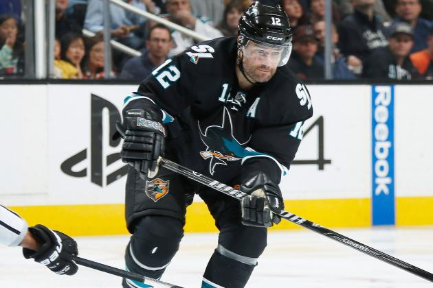 Marleau: 'I Want to Play in San Jose'