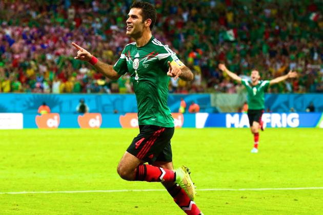 Why Rafael Marquez Will Be Key for Mexico in the Clash Against Netherlands