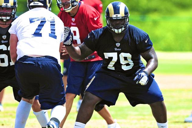 How Worried Should the Rams Be About OL Greg Robinson's Early Struggles?