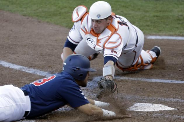 College World Series Finals 2014: UVA vs. Vanderbilt Game 1 Score and Recap