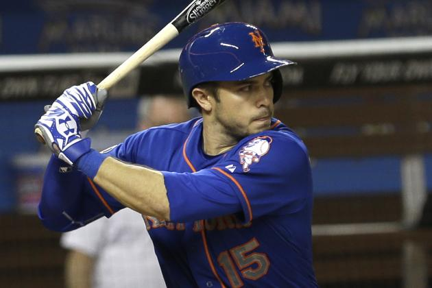 Mets Bringing Travis D'Arnaud Back to the Majors on Tuesday