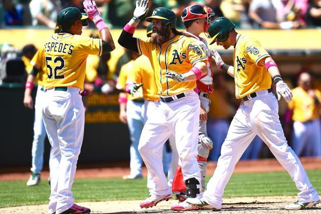 2014 Oakland A's Proving They're Still the Kings of 'Moneyball'