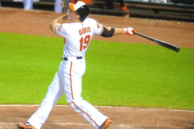 Chris Davis Needs His Walk-Off Homer to Be Major 2014 Turning Point