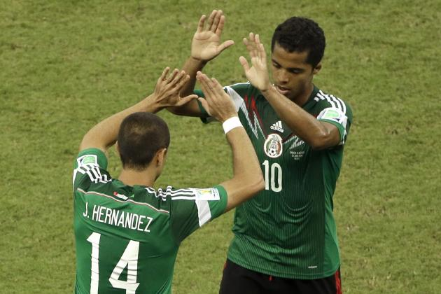 Why Giovani Dos Santos Is Under Most Pressure for Mexico After Win with Croatia