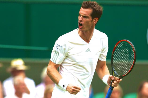 Andy Murray Fighting Back Against British Media's Pressure at Wimbledon 2014