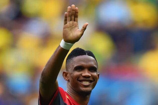 Arsenal Transfer News: Mario Balotelli Hopes Boosted by Samuel Eto'o Rumours
