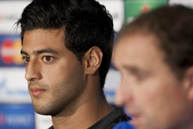 Carlos Vela Officially Signs Real Sociedad Contract to End Arsenal Return Talk