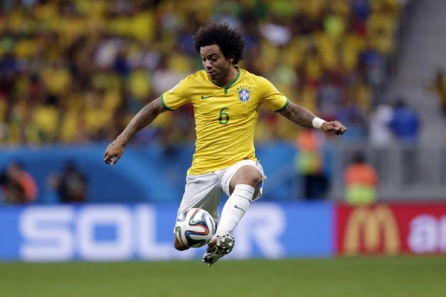 Liverpool Transfer News: Real Madrid's Marcelo Eyed as Alberto Moreno Stalls