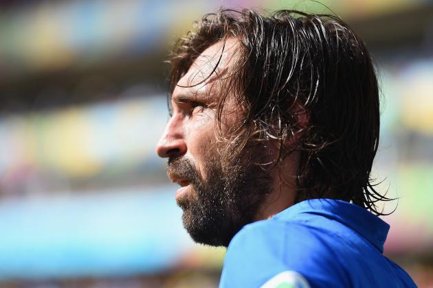 Italy vs. Uruguay: Tactical Preview of World Cup Group D Match