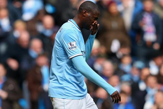 Yaya Toure Claims Manchester City Prevented Him Seeing His Dying Brother