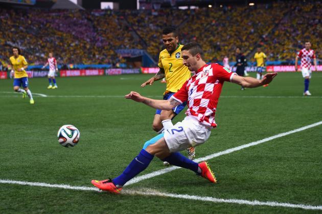 Scouting Report: Could Sime Vrsaljko Be Arsenal's Priority Defensive Target?
