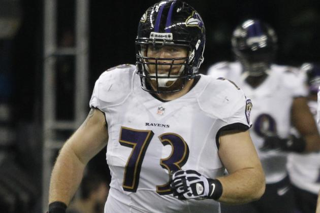 Ravens Pro Bowl Guard Marshal Yanda Back to Full Strength