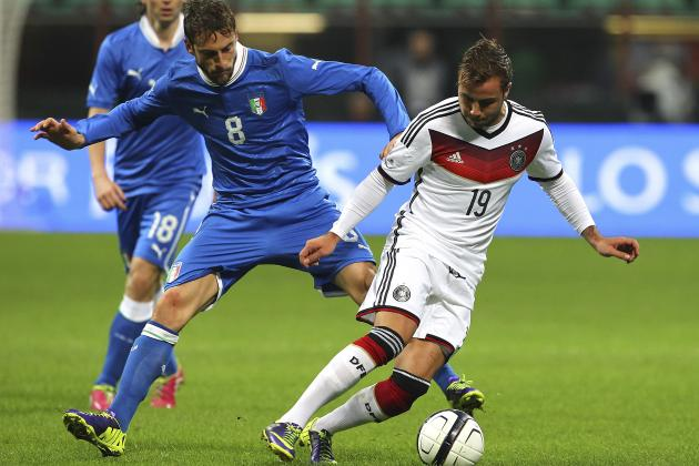 Why Mario Goetze Must Become Die Mannschaft's Focal Point of Attack