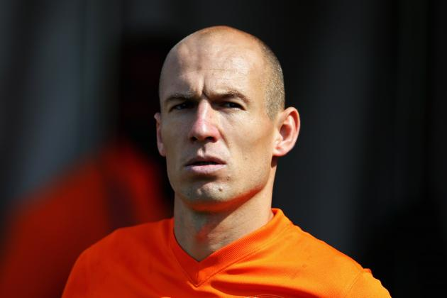Why Robben Is Under Most Pressure for the Netherlands Following Win vs. Chile