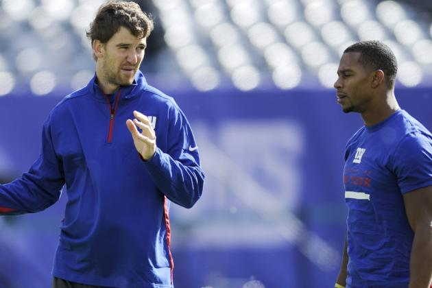 Eli Manning May Get Together with Giants Receivers Before Training Camp