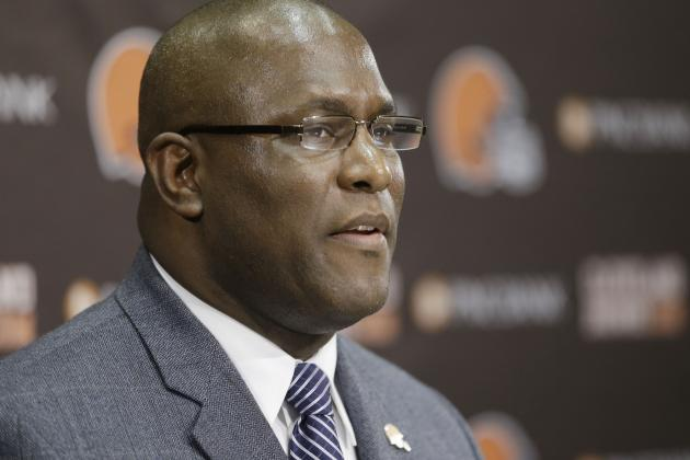 Browns GM Ray Farmer Rounds out His Personnel Staff with Six New Hires
