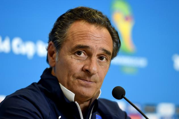 World Cup 2014: Italy Need to Play 3 at the Back Against Uruguay