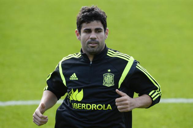 Chelsea Transfer News: Latest Rumours on Diego Costa and Romelu Lukaku