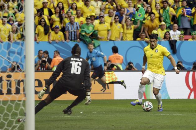 Why Hulk Is Under Most Pressure for Brazil Following Win with Cameroon