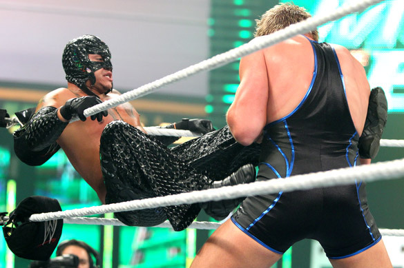 WWE Classic of the Week: Remembering Rey Mysterio vs. Jack Swagger from 2010