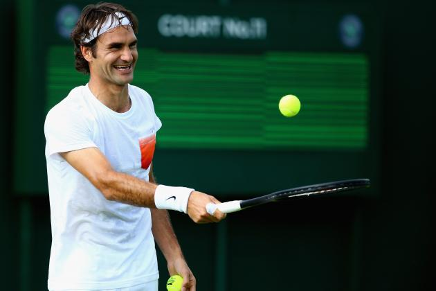 Roger Federer vs. Paolo Lorenzi: Score and Recap from 2014 Wimbledon