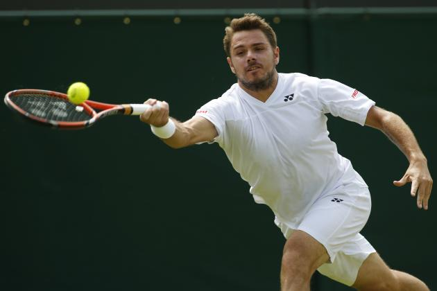 Wimbledon 2014: Full Results, Scores and Best Performances Through Day 2