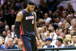 Report: LeBron to Opt Out of Heat Contract...