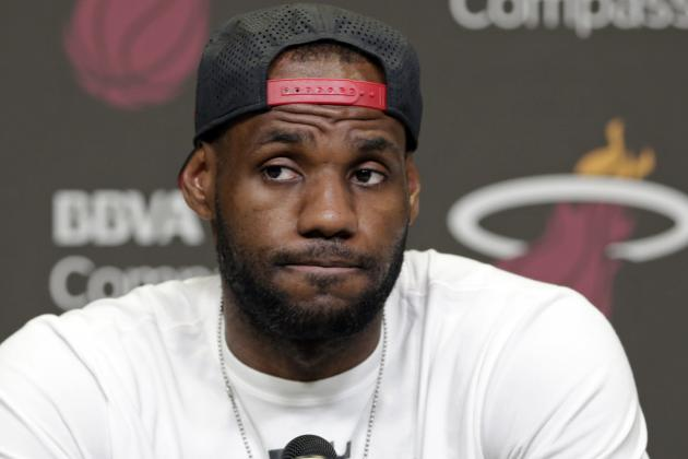 Debate: What Team Will LeBron End Up on This Offseason?