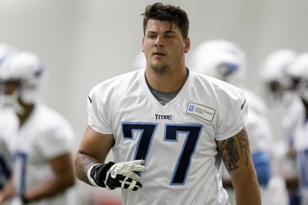 Titans' Lewan One of 5 Unsigned NFL Picks