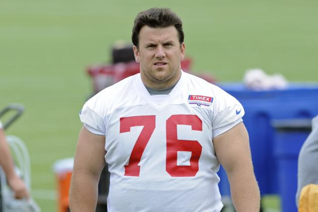 GM Jerry Reese: 'Jury's Still Out' on Chris Snee