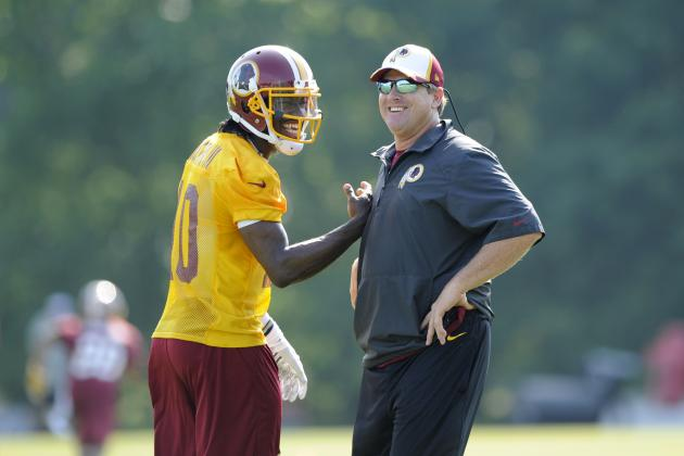 Projecting the Ceiling, Floor for the Washington Redskins in 2014