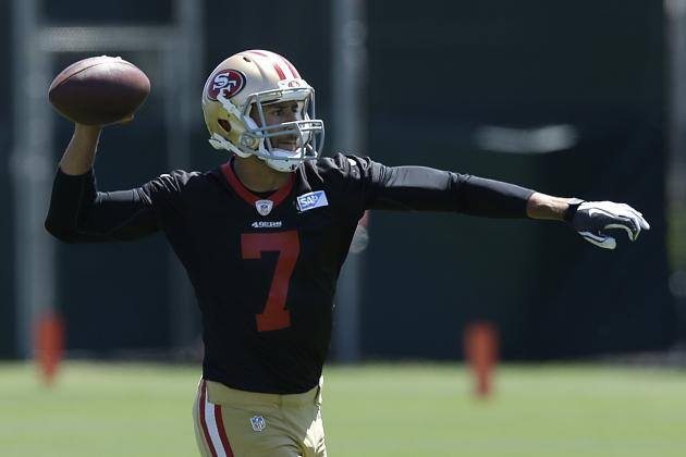Colin Kaepernick: Offense Can Do 'A Lot More'